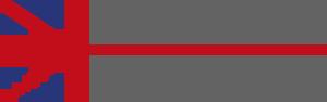 Made in Britain Logo Farbe Medizinische Einmalinstrumente
